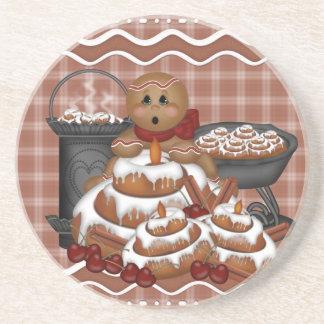 Gingerbread Spice Coaster