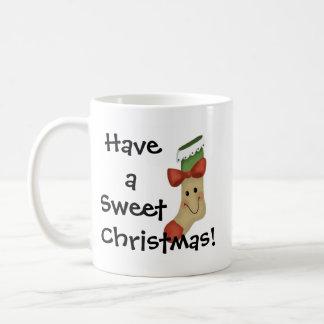 Gingerbread Stocking Mugs