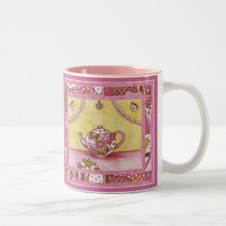 Gingerbread Teapot Cookie Christmas Coffee Mug