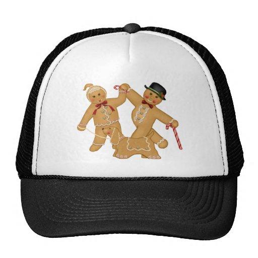 Gingerbread Trio Hats