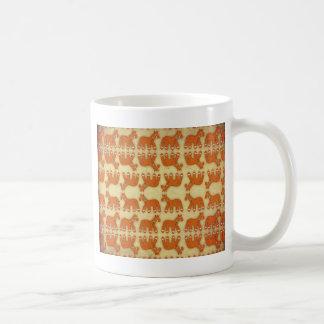 Gingerbread Unicorn Coffee Mugs