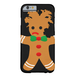 Gingerbread/Weekend mashup Barely There iPhone 6 Case