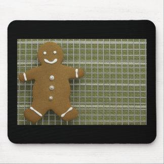 Gingerbreadman Mouse Pad