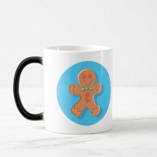 Gingerbreadman mug