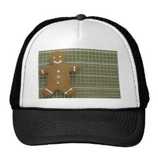 Gingerbreadman Trucker Hat