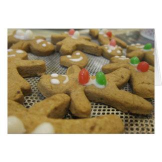 gingerbreadmen felicitacion