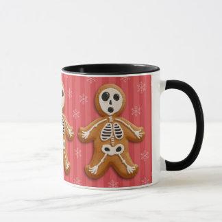 Gingerdead Man (blood) Mug