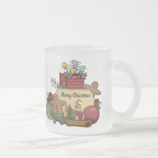 Gingerman Christmas Mug