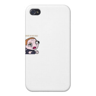 Gingers do have souls iPhone 4/4S case