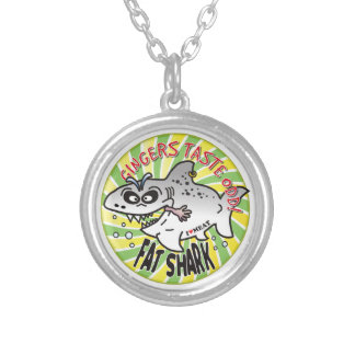 Gingers Fat Shark Custom Jewelry