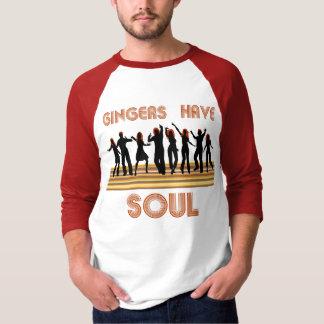 Gingers have Souls Train T-Shirt
