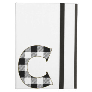 Gingham Check C Case For iPad Air