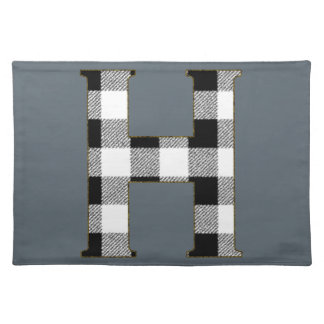 Gingham Check H Placemat
