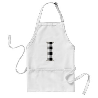 Gingham Check I Adult Apron