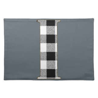Gingham Check I Placemat