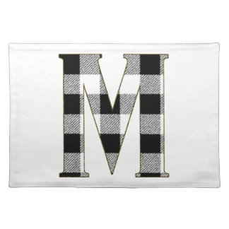 Gingham Check M Placemat