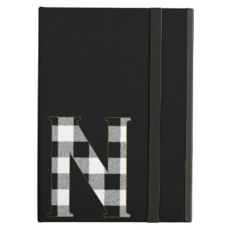 Gingham Check N Case For iPad Air