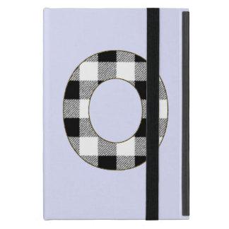 Gingham Check O Case For iPad Mini