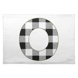 Gingham Check O Placemat