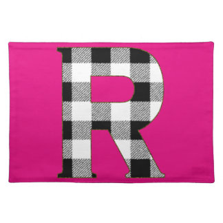 Gingham Check R Placemat
