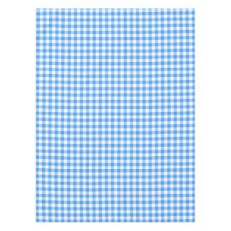 Gingham Check Tablecloth   Blue And White Checks