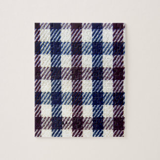 Gingham Jigsaw Puzzle