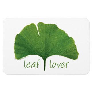 Gingko Leaf Magnets