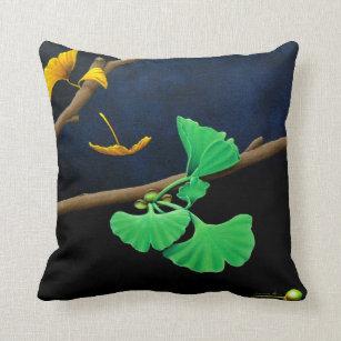 Leaf Pillows Decorative Amp Throw Pillows Zazzle