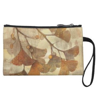 Gingko Wristlet Wallet