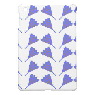 Gingkos blue elements cover for the iPad mini
