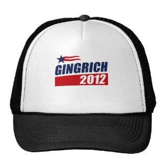 Gingrich 2012 gorra