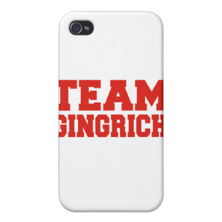 GINGRICH 2012 iPhone 4 CASES
