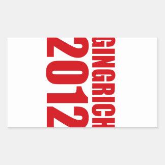 GINGRICH 2012 RECTANGULAR ALTAVOCES