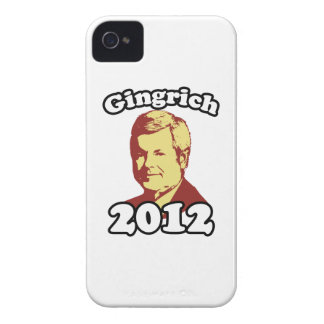 Gingrich 2012 Picture Blackberry Bold Case