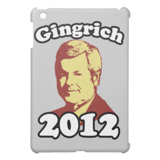 Gingrich 2012 Picture iPad Mini Cases