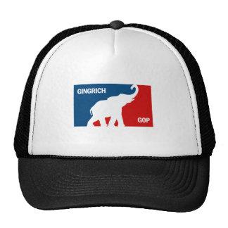 GINGRICH 2012 PRO TRUCKER HAT
