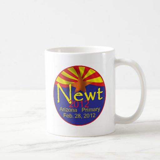 Gingrich Arizona Coffee Mugs