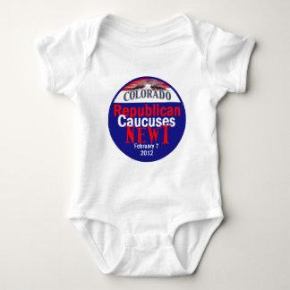 Gingrich Colorado Baby Bodysuit