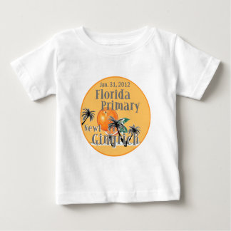 Gingrich Florida Baby T-Shirt