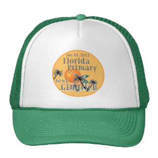 Gingrich Florida Hat