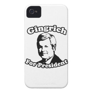 GINGRICH FOR PRESIDENT 2012 BLACKBERRY BOLD CASES