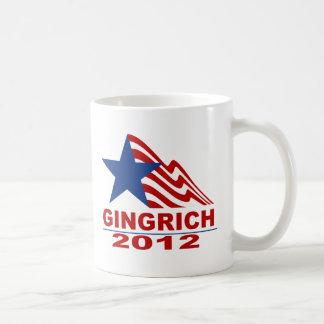 Gingrich for President 2012 Merchandise Coffee Mug