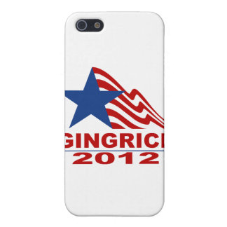 Gingrich for President 2012 Merchandise iPhone SE/5/5s Case