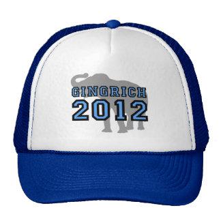 Gingrich Trucker Hats