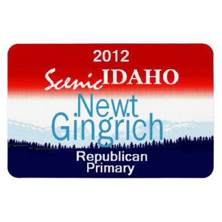 Gingrich IDAHO Flexible Magnet