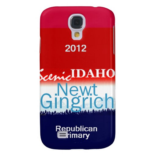 Gingrich IDAHO Samsung Galaxy S4 Cover