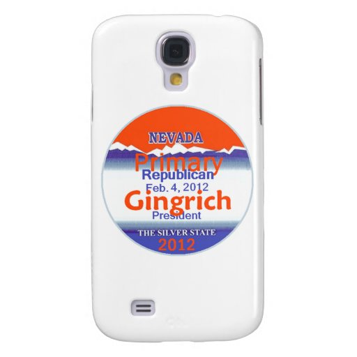 Gingrich Nevada Samsung Galaxy S4 Cover