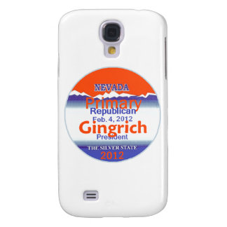 Gingrich Nevada Samsung S4 Case