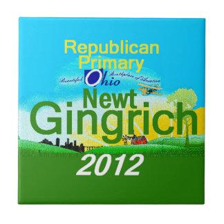Gingrich OHIO Ceramic Tile