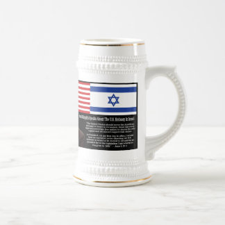 Gingrich Quote - The U.S. Embassy In Israel Coffee Mugs